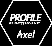 Fietsspecialist Axel